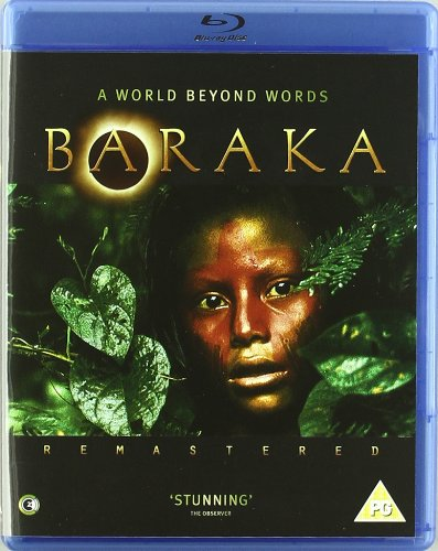 SECOND SIGHT Baraka [BLU-RAY]