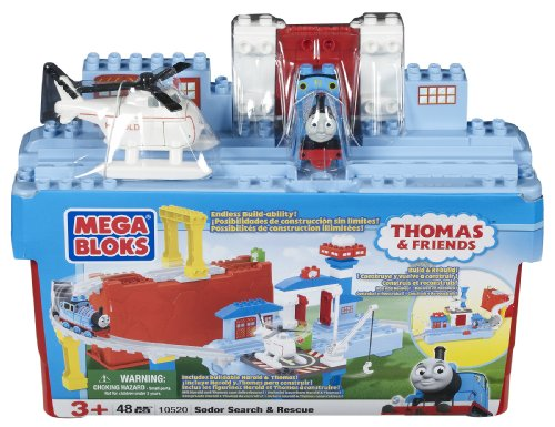 Mega Bloks: 10520U   Set de construcción