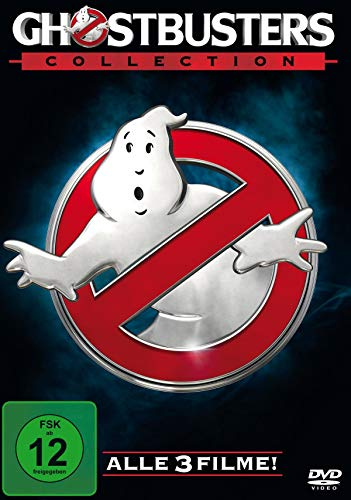 Ghostbusters Collection - Alle 3 Filme! [3 DVDs]
