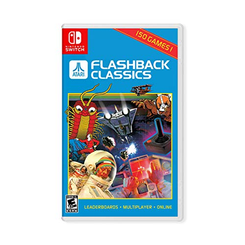 Atari Flashback Classics - Nintendo Switch Standard Edition