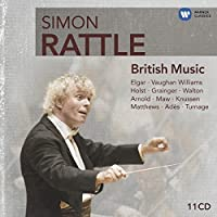 British Music by SIMON / CBSO RATTLE (2009-10-20)