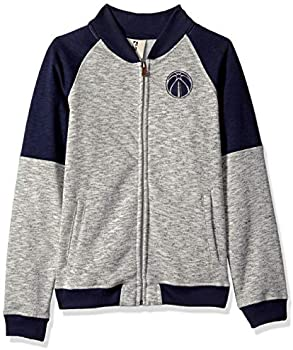 NBA by Outerstuff Youth Boys Washington Wizards Zip Jacket