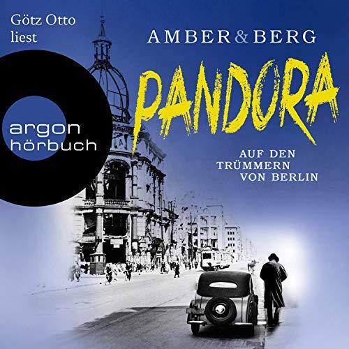 Pandora - Auf den Trümmern von Berlin Titelbild