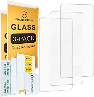 [3-Pack]-Mr.Shield for Motorola (Moto G 5G Plus) [Tempered Glass] [Japan Glass with 9H Hardness] Screen Protector with Lif...