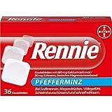 Rennie Kautabletten Reimport EurimPharm, 36 St. Tabletten