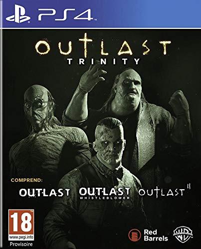 Outlast Trinity [Importación francesa]