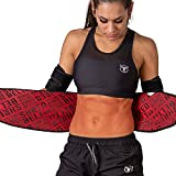 Shred Belt V2 - Thermogenic Waist Trimmer for Men and Women - Premium Fat Burning Belt with Weight...