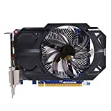RKRZLB Video Card Graphics Card Fit for GIGABYTE Graphics Card GTX 750 Ti with 2GB GDDR5 128 Bit NVIDIA GeForce GTX 750 Ti GPU Video Card for PC Hdmi Dvi VGA Cards