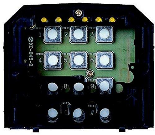 Aiphone gh-10K–Modul Programmierung und Tastatur 20Codes