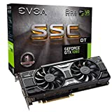 EVGA GeForce GTX 1060 SSCC DT ACX 3.0 Graphic Cards (06G-P4-6265-KR)