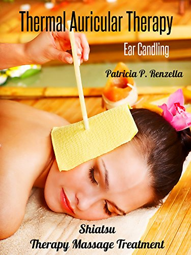 Thermal Auricular Therapy Ear Candling Shiatsu Therapy Massage Treatment