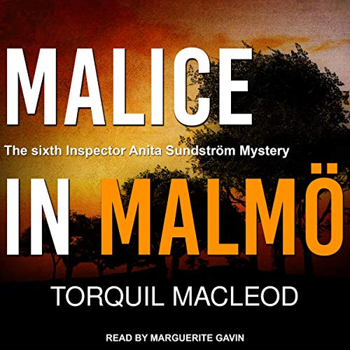 Malice in Malmö cover art