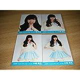 AKB48月別 生写真 2014 May 5月 小嶋菜月 4枚