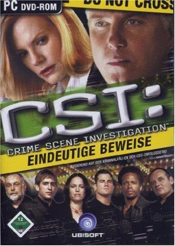 Ubisoft CSI Hard Evidence PC
