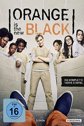 Orange Is the New Black - Die komplette vierte Staffel [5 DVDs]