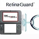 RetinaGuard New 3DS LL / 3DS LL ブルーライト90%カット保護フィルム(上部画面4.88型)