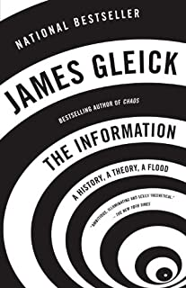 The Information: A History, a Theory, a Flood (English Edition)