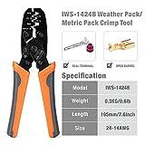 Zoom IMG-2 iwiss utensile per crimpatura iws
