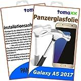 Samsung Galaxy A52017tanque Cristal Vidrio Templado Pantalla–Cristal protector de pantalla Protector de pantalla brillante–Calidad