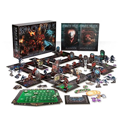 Space Hulk Board Game (2009) - Games Workshop Limited Re-release by Space Hulk