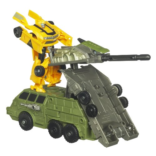 Transformers: Dark of The Moon – Bumblebee banderines de Batalla móvil