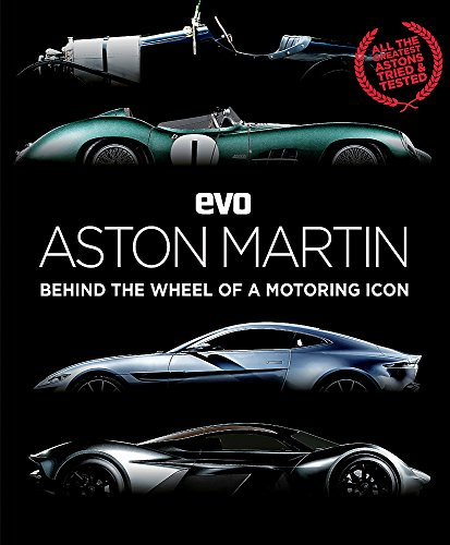 evo: Aston Martin: Behind the wh...