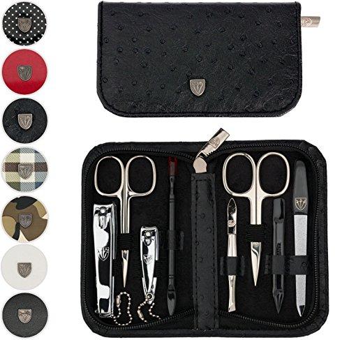 3 Swords Germany – kit manucure pédicure soin des ongles - qualité marque (016)