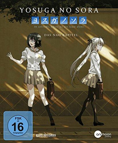 Yosuga no Sora - Vol. 3 - Das Nao Kapitel - Mediabook (+ Poster) [Blu-ray] [Limited Edition]