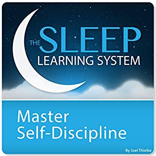 Master Self-Discipline and Willpower with Hypnosis and Meditation audiobook cover art