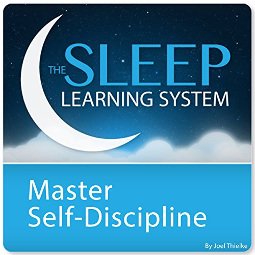 Master Self-Discipline and Willpower with Hypnosis and Meditation cover art