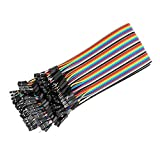 Reemplazo extraíble Universal macho a macho/macho a hembra/hembra a hembra Cables Arduino DuPont Set - 30 cm de accesorios