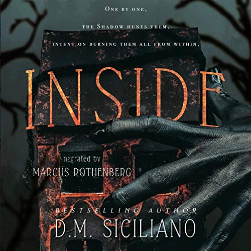 Inside Audiobook By D.M. Siciliano cover art