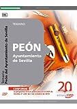 Peón del Ayuntamiento de Sevilla. Temario (Colección 226)
