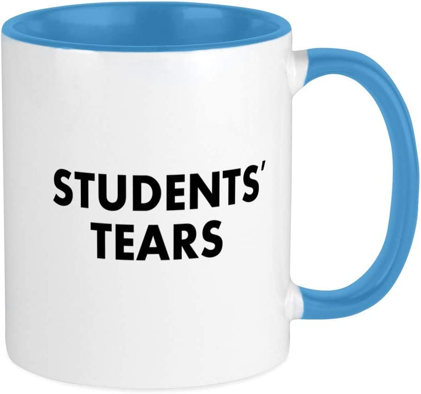 Amazon Com Cafepress Students Tears Mugs Unique Coffee Mug Coffee Cup Kitchen Dining