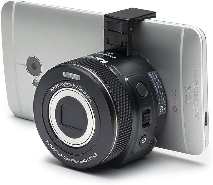 Kodak PIXPRO SL5-BLK - Cámara Digital (1635 MP 4608 x 3456 Pixeles BSI CMOS 5X Full HD Negro)