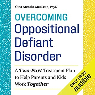 Overcoming Oppositional Defiant Disorder audiobook cover art