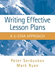 Best writing effective lesson plans the 5-star approach Reviews