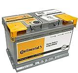 Continental - Batteria L3, 80 Ah, 750 A