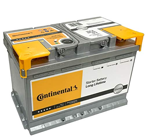 Autobatterie Continental - 12V 80Ah 750A