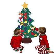Shirylzee DIYクリスマスツリー クリスマス クリスマス雰囲気作り ...