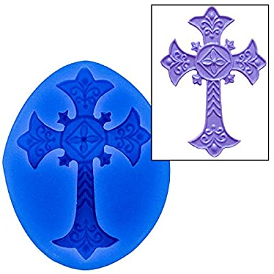 Cross Mold CR114 by First Impressions Molds