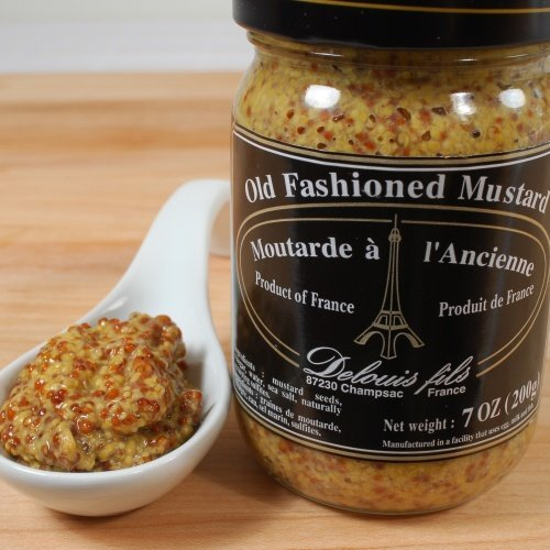 French Whole Grain Old Fashioned Mustard - 1 x 7.0 oz