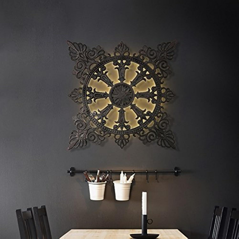 StiefelU LED Wandleuchte nach oben und unten Wandleuchten Retro rustikale Zimmer wall Light Industrial style loft Eisen Wandleuchte