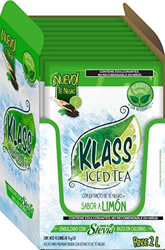 Extracto Limon  marca Klass Iced Tea