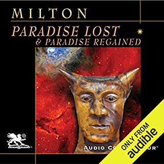 Couverture de Paradise Lost & Paradise Regained