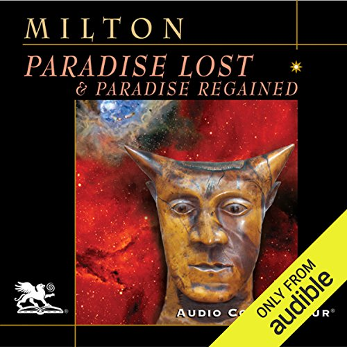 Paradise Lost & Paradise Regained cover art