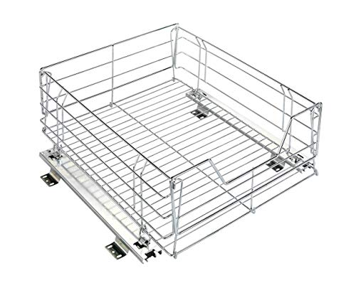 Wenko 5911500 - Cesto extraíble para armarios de Cocina (