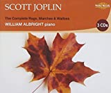 Scott Joplin. The Complete Rags, Marches & Waltzes by William Albright (piano) (2010-02-09)