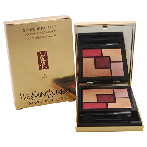 YSL COUTURE PALETTE #09-love 5 gr