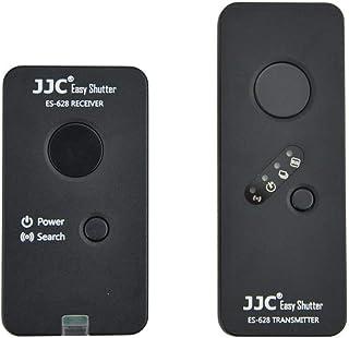 JJC ES-628C2 Wireless Remote Controller For Canon EOS 70D 60D 600D 550D G12 G1X 760D 750D 800D 80D 8000D 77D M6 Replaces C...